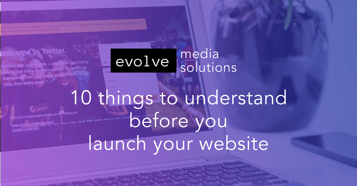 10 Points to Follow Before Launching a Website